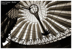 Sony Center - Berlin by fotoguerilla