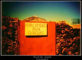 Pico de Tide - Teneriffa Spain by fotoguerilla