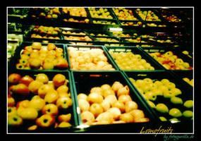 Lomofruits by fotoguerilla