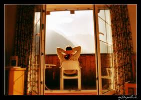 In den Bergen by fotoguerilla
