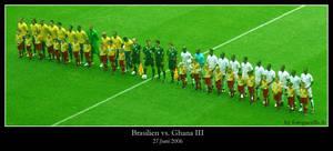 Brasilien vs Ghana