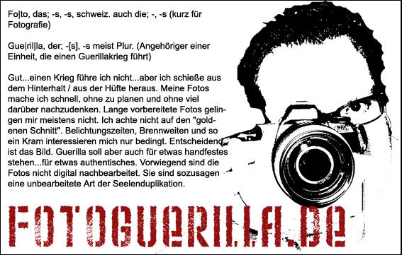 fotoguerilla's Profile Picture