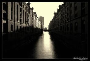 Speicherstadt Hamburg by fotoguerilla