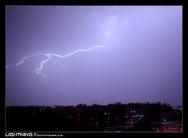 Lightning II by fotoguerilla