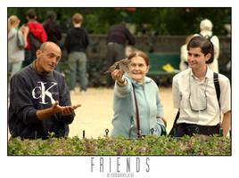 Friends by fotoguerilla