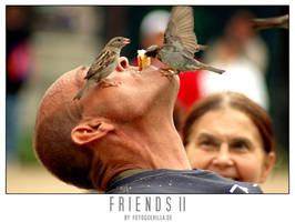 Friends II by fotoguerilla