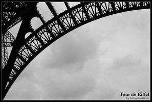 Eiffelturm - Bogen by fotoguerilla