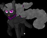 Chibi Violet Storm