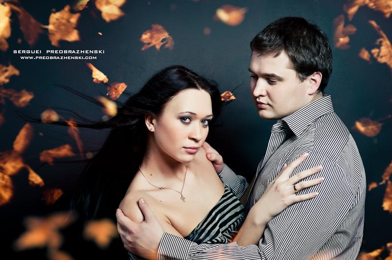 Falling Leaves v.1 by Serrgeon