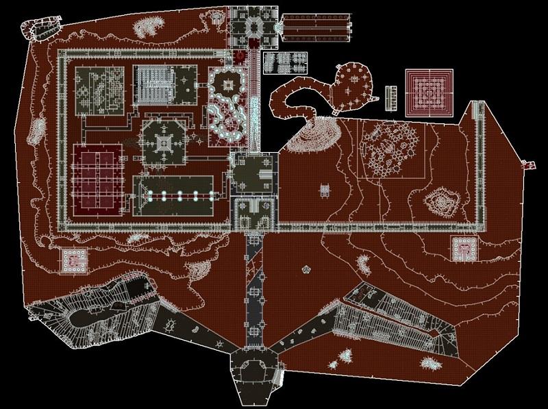 Castle of Doom (1 Map) - WADs & Mods - Doomworld on