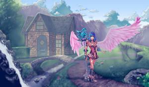 Angel of the Sky