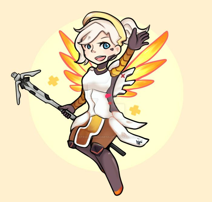 Mercy by Astral-Dragoness