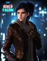 Agents Of Talon: Widowmaker