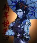 Widowmaker - Black Lily