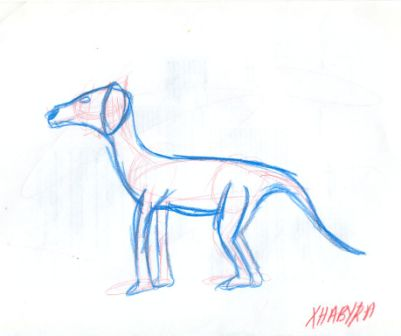 Perro by xhabyra