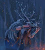 The Wild Hunt by Nhaar