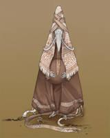 Rus Mother by Nhaar
