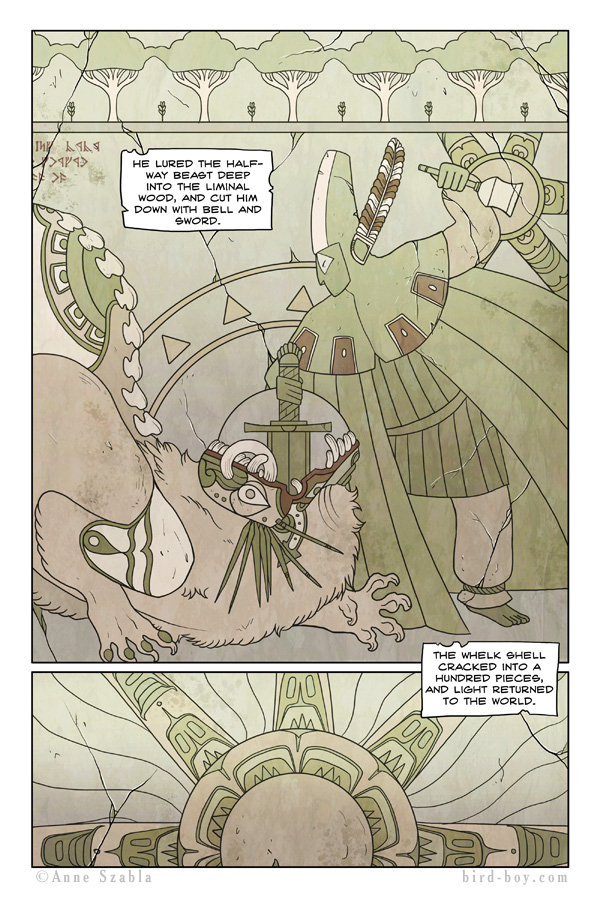 Bird Boy page 02 by Nhaar
