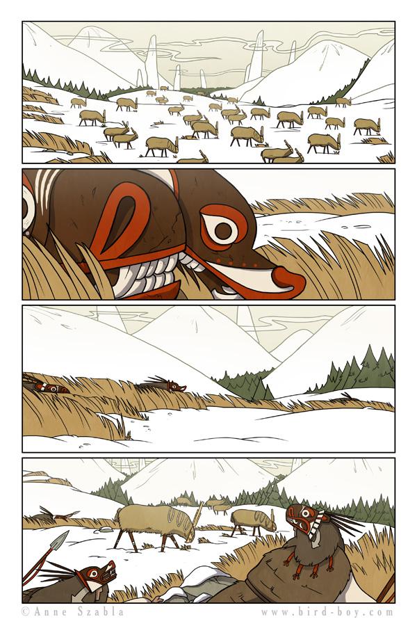 Bird Boy page 21 by Nhaar