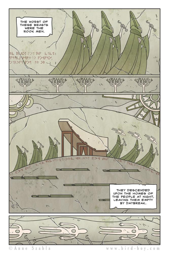 Bird Boy Volume II Page 2 by Nhaar