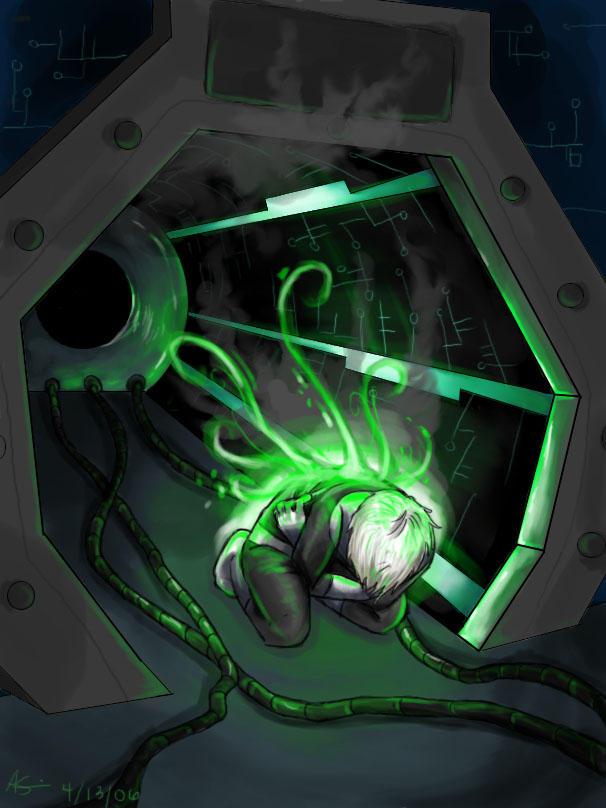 The Birth of Phantom by Nhaar