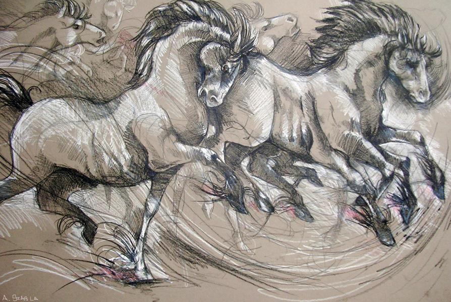 Hooves of Asgard by Nhaar