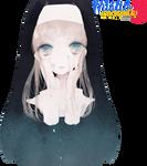 Sad Nun Render