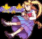 Sailor Moon Render