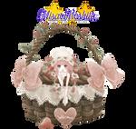 Canasta de fresas
