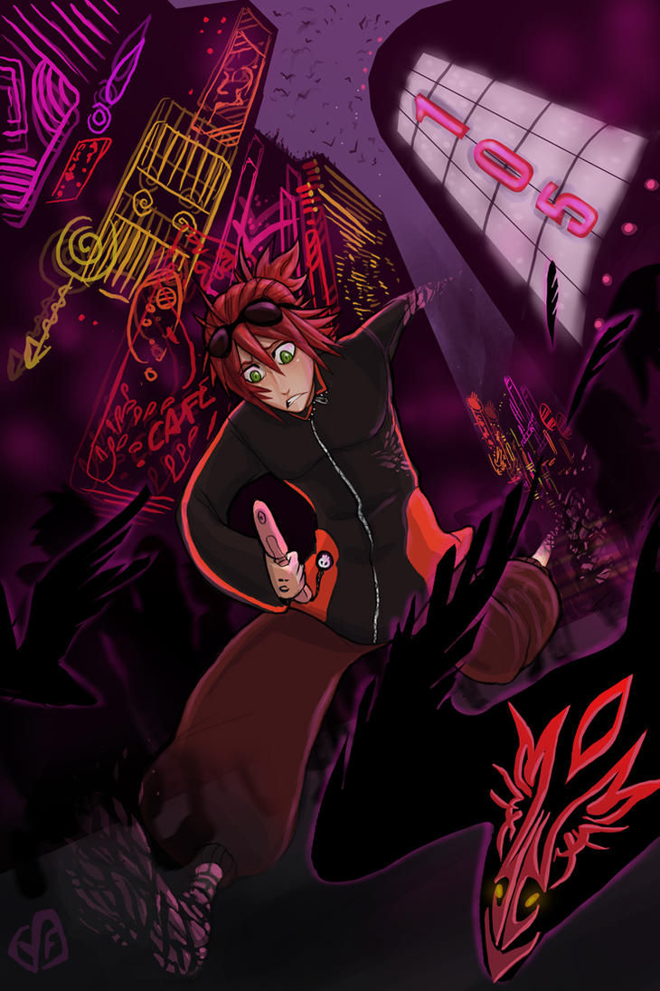 The World Ends Now by Dedmerath
