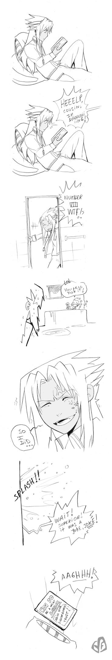 KH2 - Hey Xemnas by Dedmerath