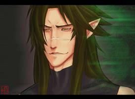 Dragon Warrior by Dedmerath