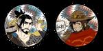 McHanzo Buttons by Dedmerath