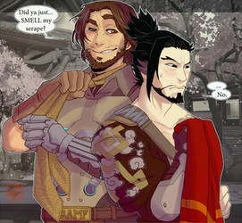 McHanzo - Just a sniff