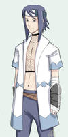 Naruto OC - Tenkawa Seto by Dedmerath