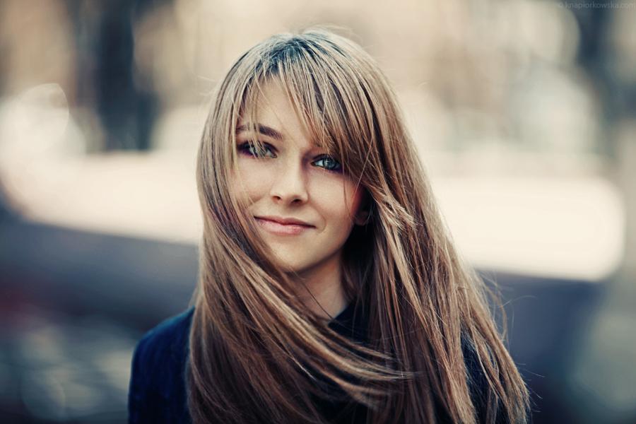красивая милая девушка фото
