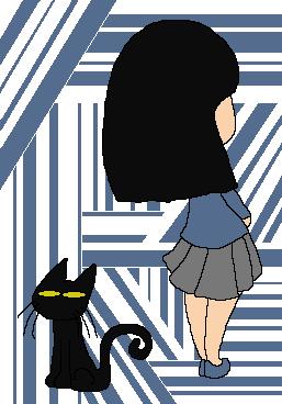 Black Cat by angel-clan