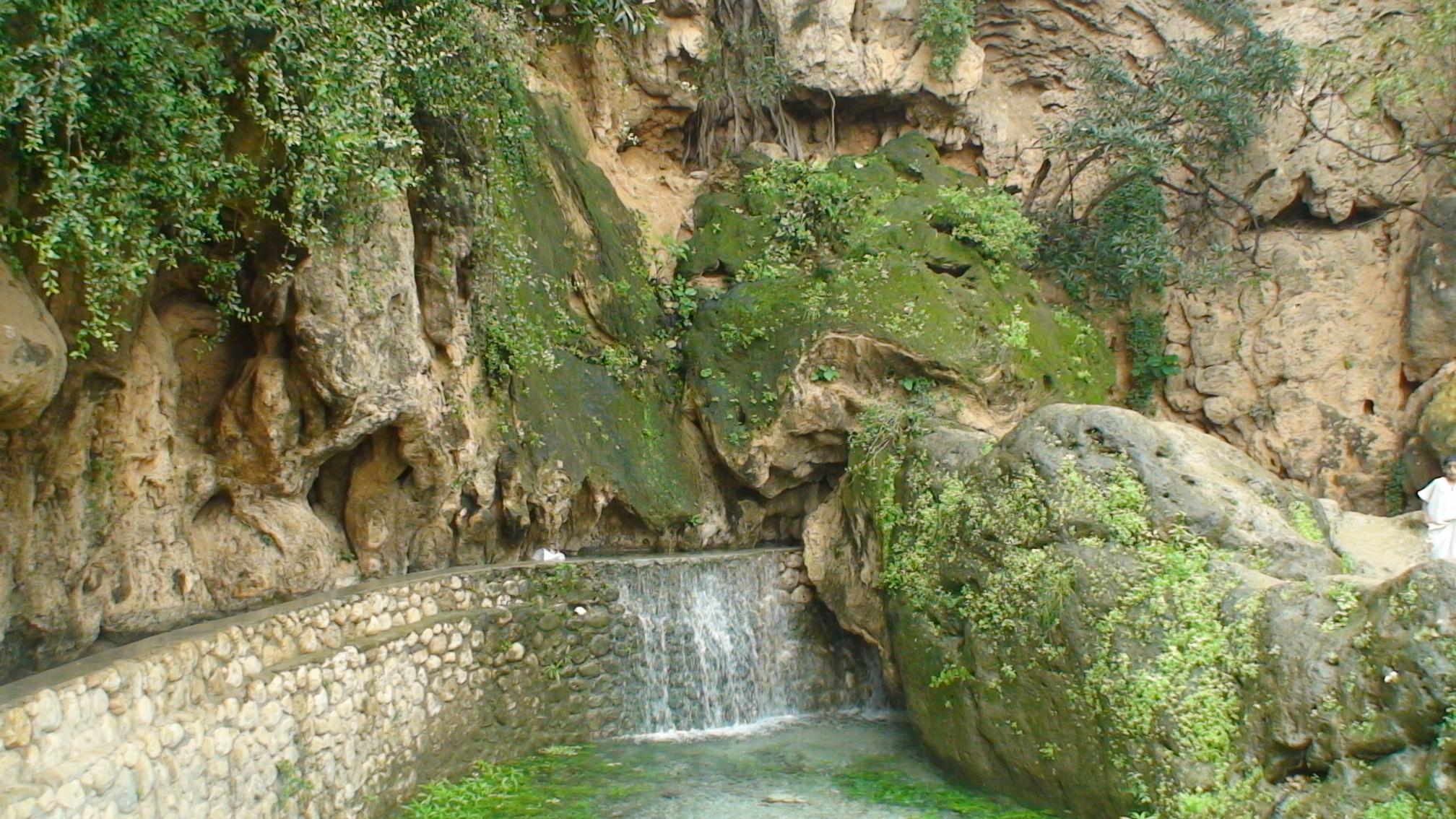 Small Waterfall By 5oo5aah On Deviantart
