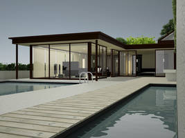 Modern House by Brownus