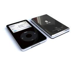 iPod 3D by Brownus
