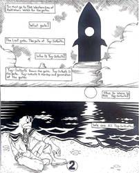 Captain Kekistan #5 Page #2 by A-thonX