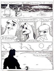 Captain Kekistan #5 Page #3 by A-thonX