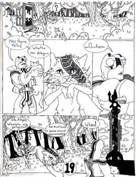 Captain Kekistan #5 Page #19
