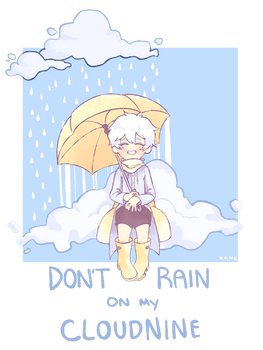 [AVM] DONT RAIN ON MY CLOUDNINE
