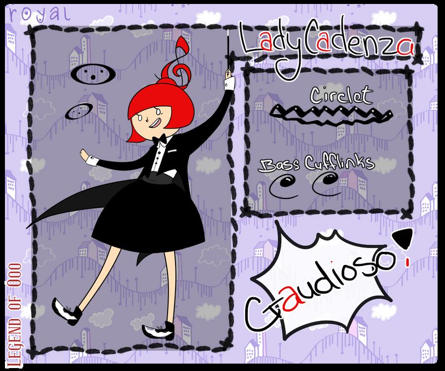 LoO: Lady Cadenza by Linclair