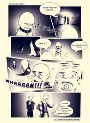 the Painful Adventures of Angry Ducky page 1 test by ZlatkaS