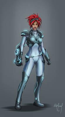 StarCraft Ghost aka Nova