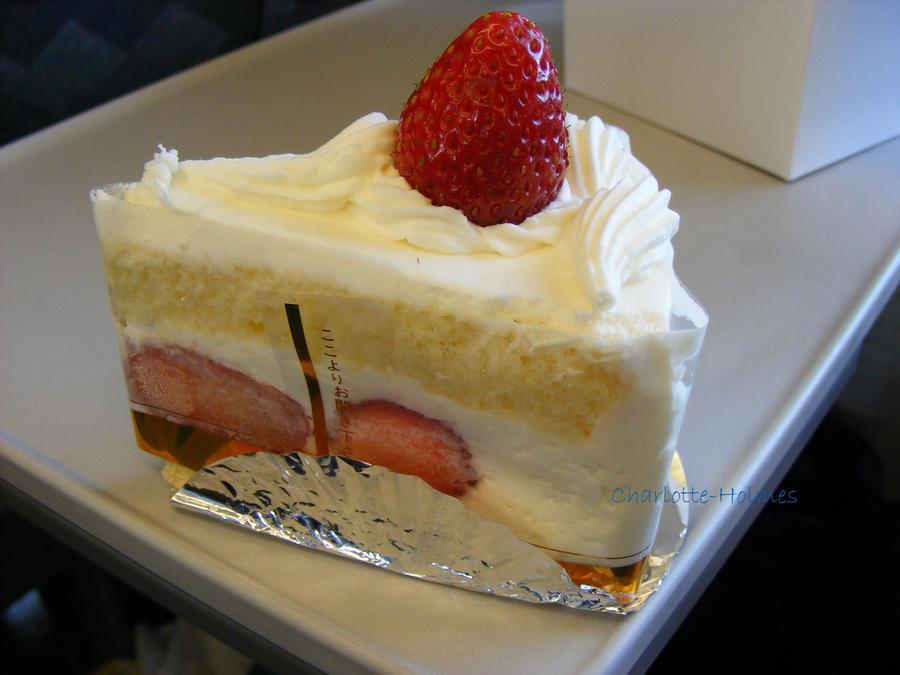 Strawberry Shortcake by Charlotte-Holmes