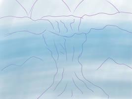 LANDSCAPE SKETCH by Xwonderland12X