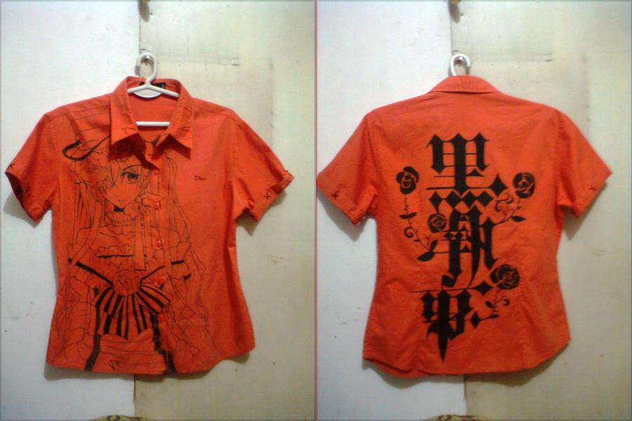 Kuroshitsuji Shirt by chicharia